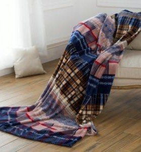 Плед 150х200 см Flannel FA076