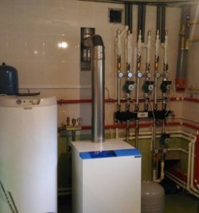 Котельные, отопление, водоснабжение, канализация.