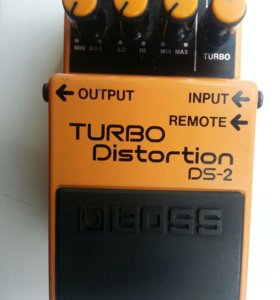 🎼 Boss DS-2 Turbo Distortion. Пересылка