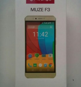 Телефон Prestigio muse f3