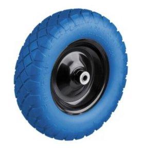 Бескамерное полиуретановое колесо