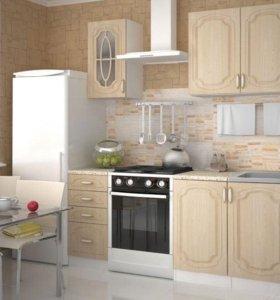 Модульная кухня Настя береза. Расчет онлайн