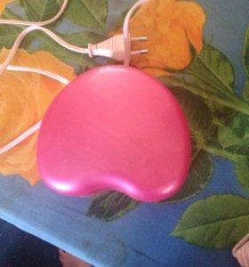 LED лампа для сушки шеллака(гель-лака)
