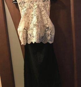 Платье asos S