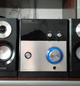 Аудиосистема 8923-283-63-40.