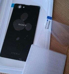 Sony Xperia Z mini задняя панель