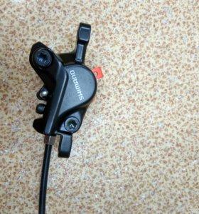 Дисковый тормоз гидравлический, Shimano BR-M396