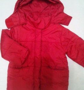 Куртка Palomino, Германия. Рост 86-92