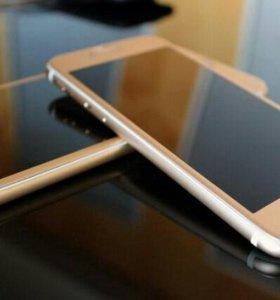 Зеркальные стекла Iphone 6/6S