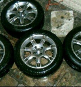 Диски R15 4/100