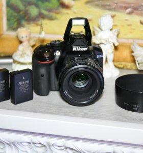 Nikon D 5300 в идеале