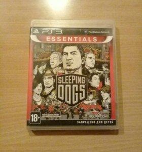 Диск игра на PlayStation 3