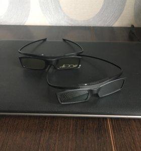 3D Active Glasses (3D очки) Samsung  SSG-5100GB