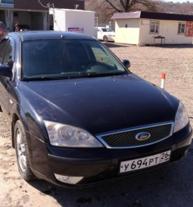 Автомобиль Форд Мондео 3