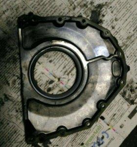 Задняя крышка двигателя, коленвала Audi A6 C5 2.5