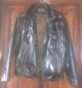 Кожаная куртка WeW otl