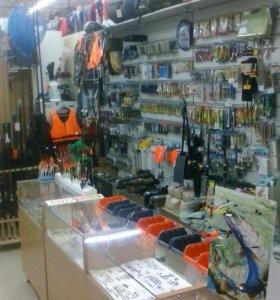 Отдел для рыбалки