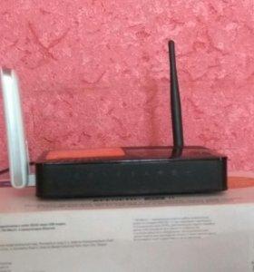 Wi-Fi роутер + 4G модем под любого оператора