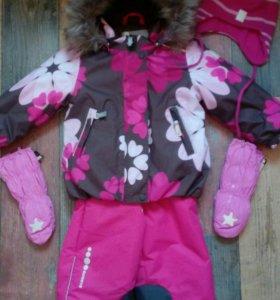 Куртка Reima tec 86+6, полукомбинезон barkito 92