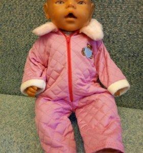 Комбинезон для куклы