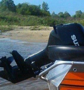 Мотор лодочный Suzuki DT30