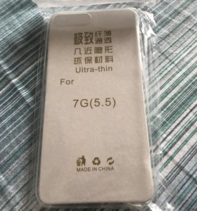 Чехол iPhone 7+ plus