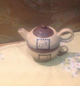 Чайник кружка