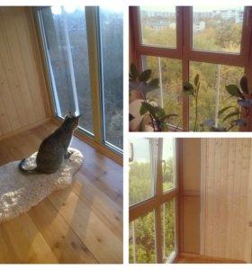 Окна ПВХ и алюминий. Остекление балконов и лоджий.