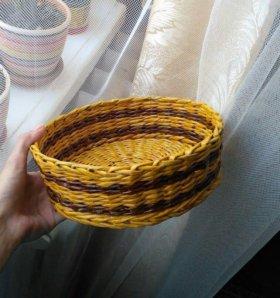 Корзинка handmade