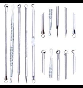 Инструменты для механической чистки лица