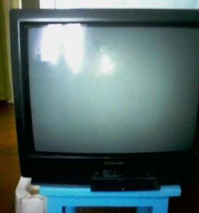 Телевизоры митсубиши, хитачи, ролсен.