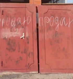 Двери Гаражные (Металлические)