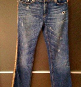 Roberto Cavalli джинсы и бриджи