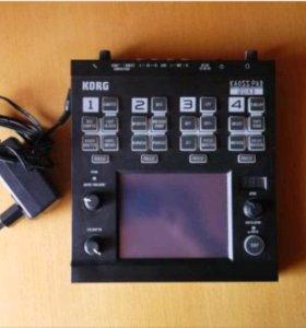 Korg Kaoss Pad Quad DJ процессор эффектов