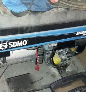 Дизельный генератор SDMO 10000e XL