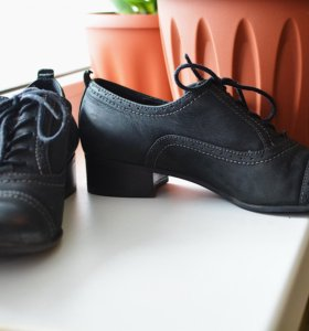 Ботинки Ecco 36 р