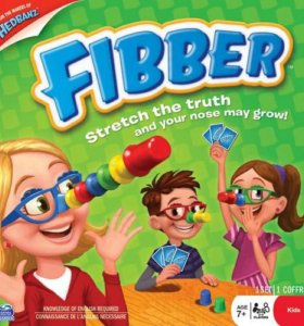 Fibber-Выдумщик, настольная игра