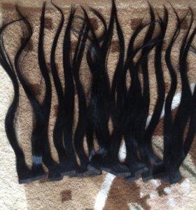 Волосы натуральные ,славянские !