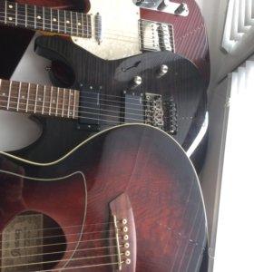 Обслуживание гитар