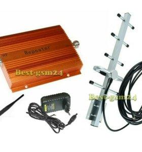 Усилитель связи GSM сотовых операторов МТС,Билайн,