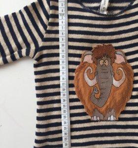Стильный свитер для мальчика