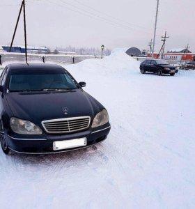 Мерседес S320