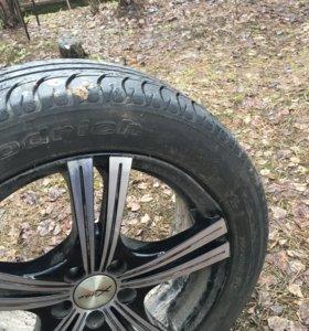 Goodrich шины диски 205 50 16 комплект