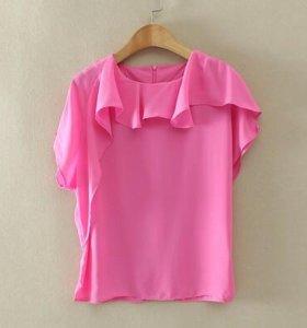 Лёгкая яркая блузка