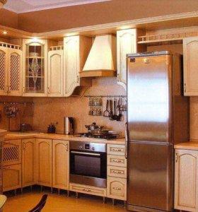 Кухонный гарнитур МДФ-0380
