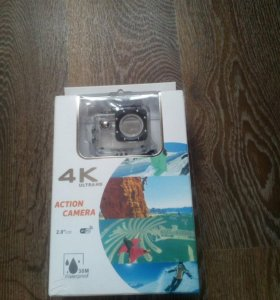 4K экшен камера Eken