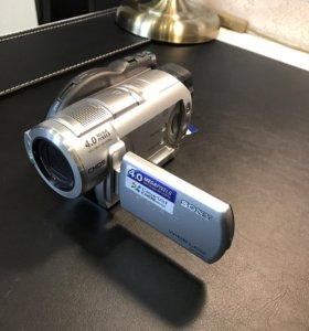 Видеокамера sony wide lcd dcr-dvd408