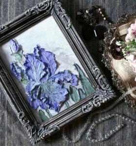 Картины декоративной штукатуркой