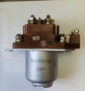 Контактор ТКС-133 дод