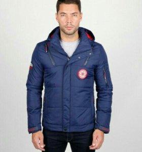 Новая куртка мужская демисезонная